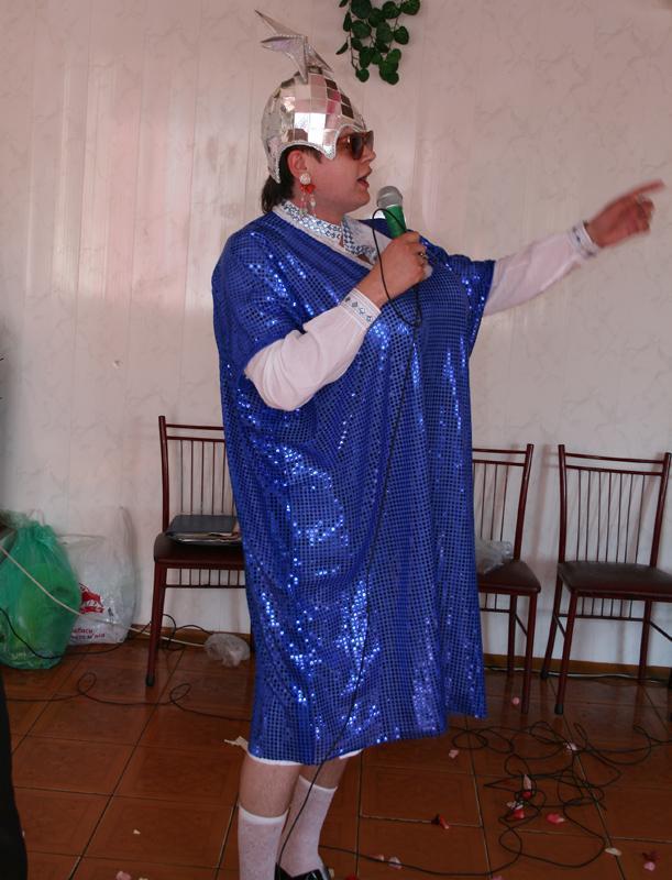 Верка сердючка костюм своими руками